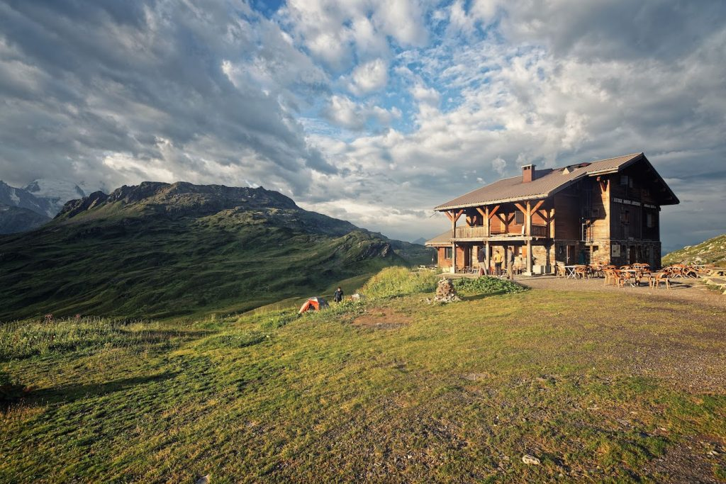 Wandelen frankrijk alpen