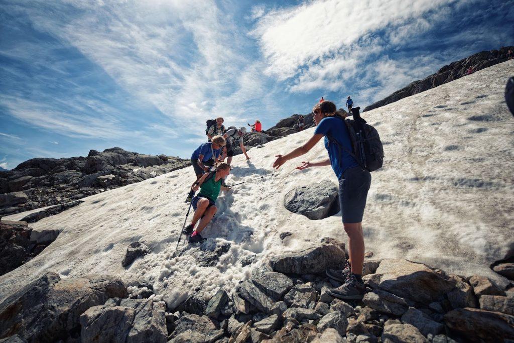 Wandelen frankrijk franse alpen