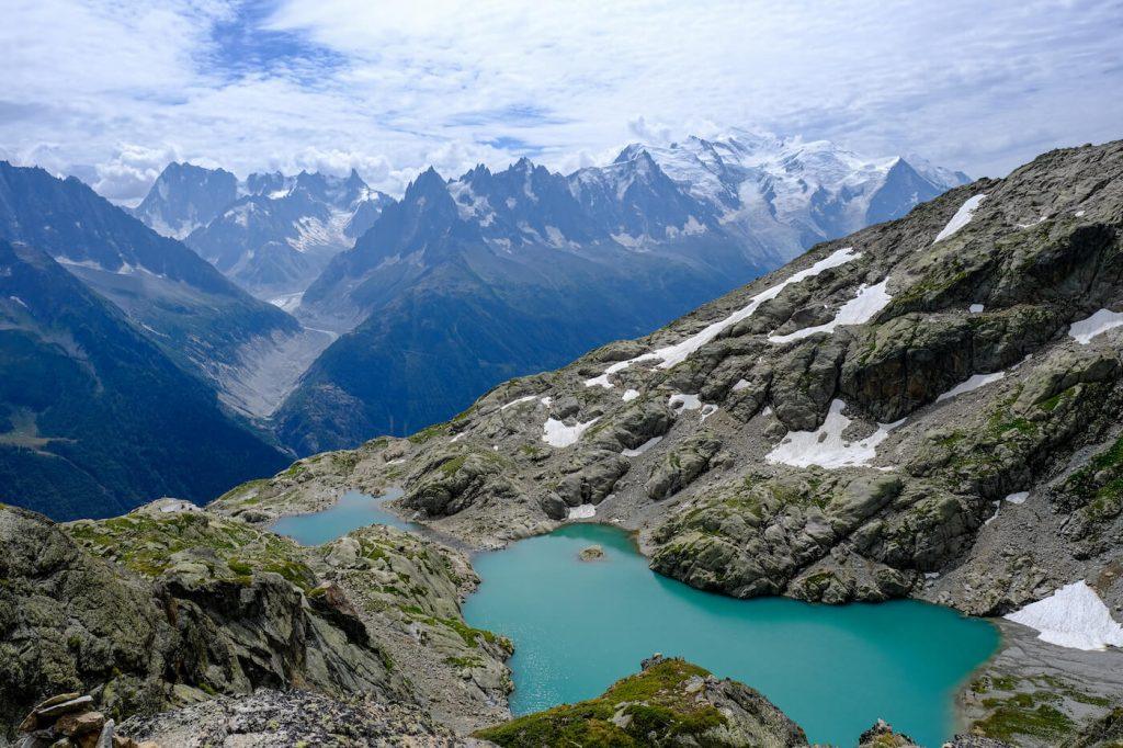 Wandelen in Frankrijk bergen