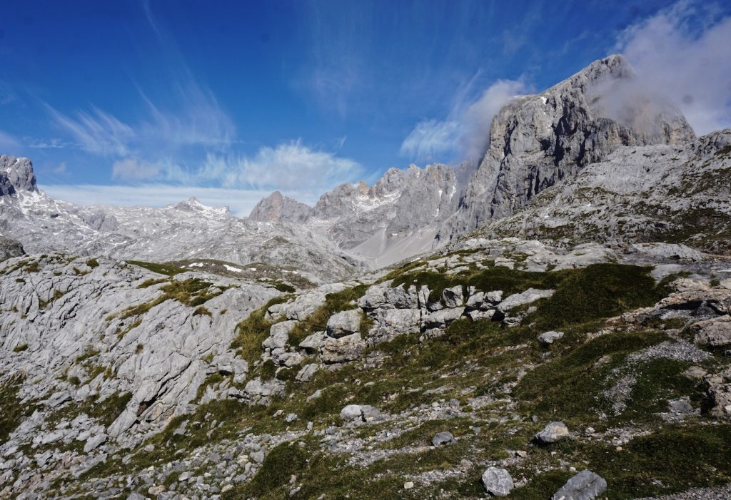 wandelvakantie picos de europa hike