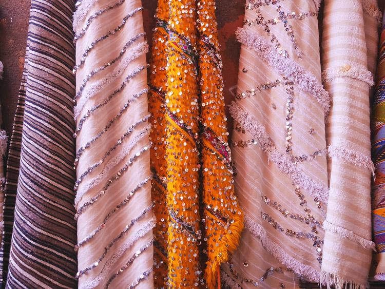 Wat doen in marrakech shoppen souks
