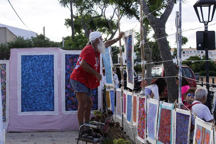 Wat doen op Formentera hippiemarkt ibiza