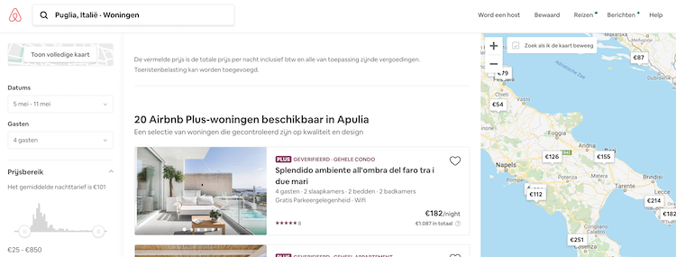 Wat is Airbnb hoe werkt Airbnb