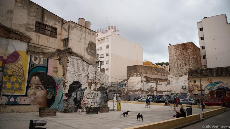 Wat te doen Malaga streetart