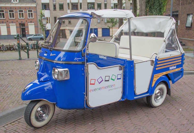 Wat te doen in Amersfoort - Tuktuktour