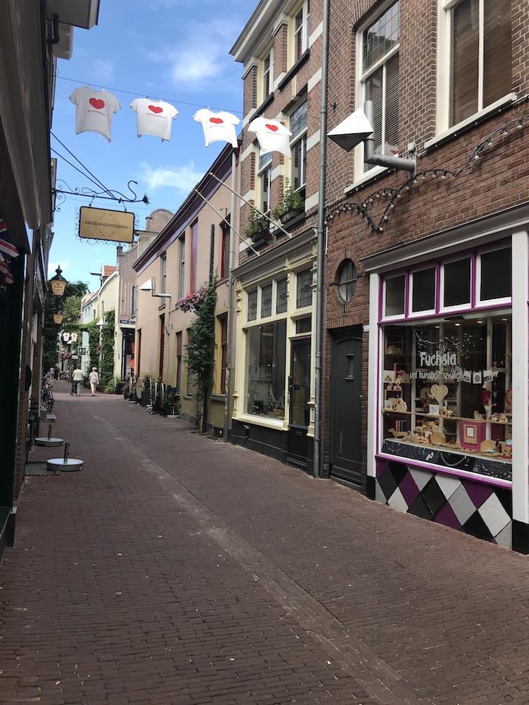 Wat te doen in Arnhem Zeven straatjes