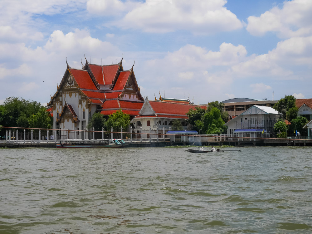 Wat te doen in Bangkok boot