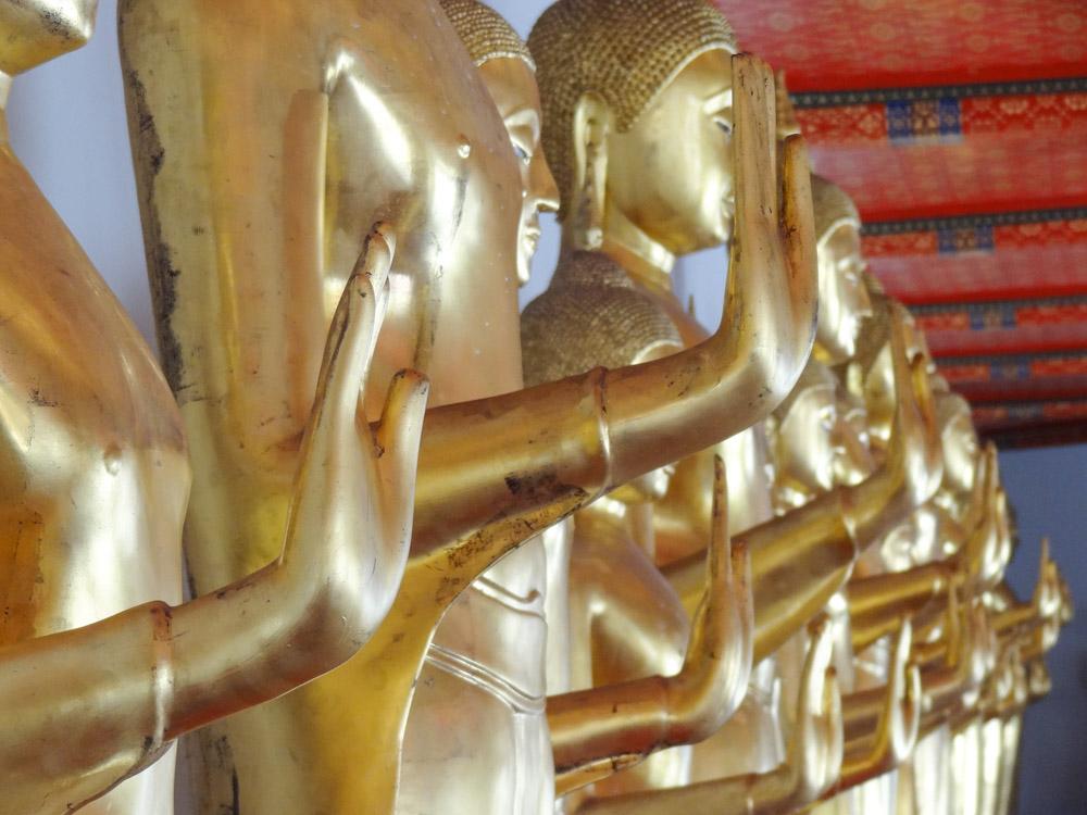 Wat te doen in Bangkok tempels