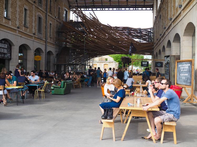 Wat te doen in Bordeaux Darwin