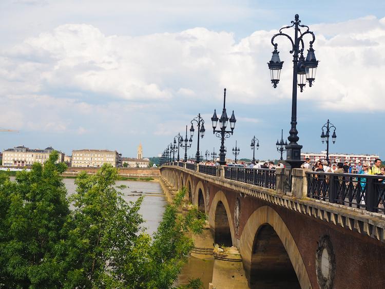 Wat te doen in Bordeaux brug