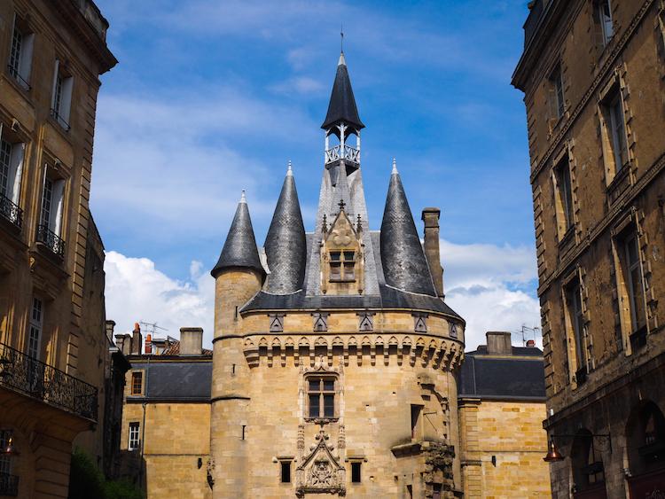 Wat te doen in Bordeaux kasteel toren
