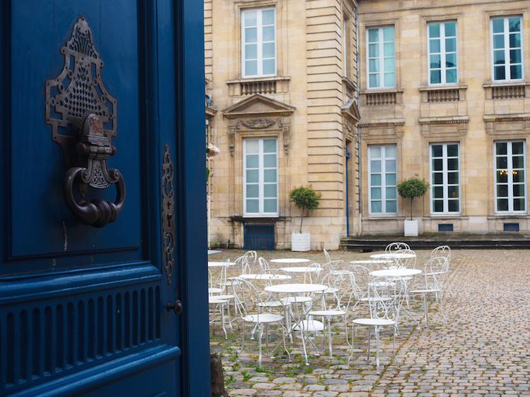Wat te doen in Bordeaux terras
