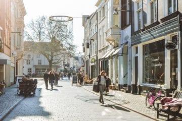 Wat te doen in Breda Veemarktstraat