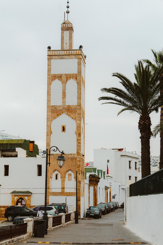 Wat te doen in Casablanca, straten