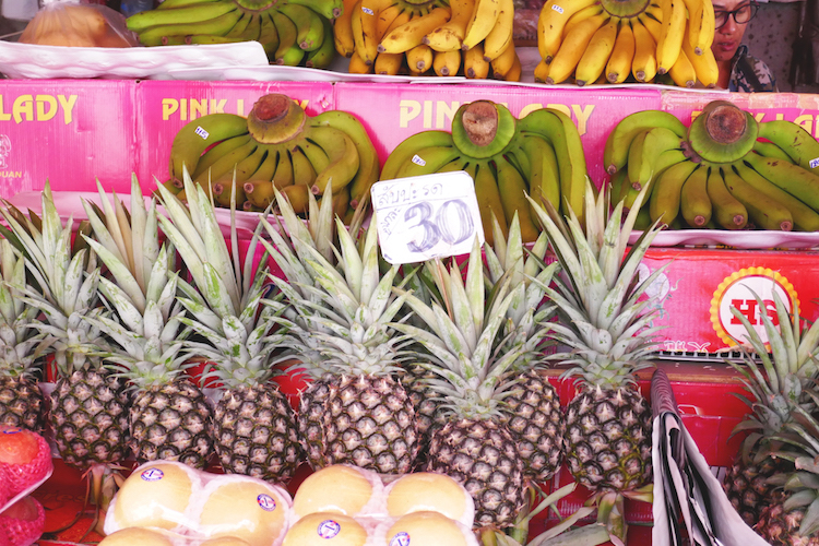 Wat te doen in Chiang Mai market