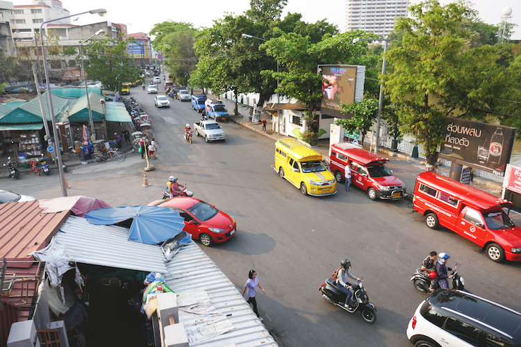 Wat te doen in Chiang Mai straatleven