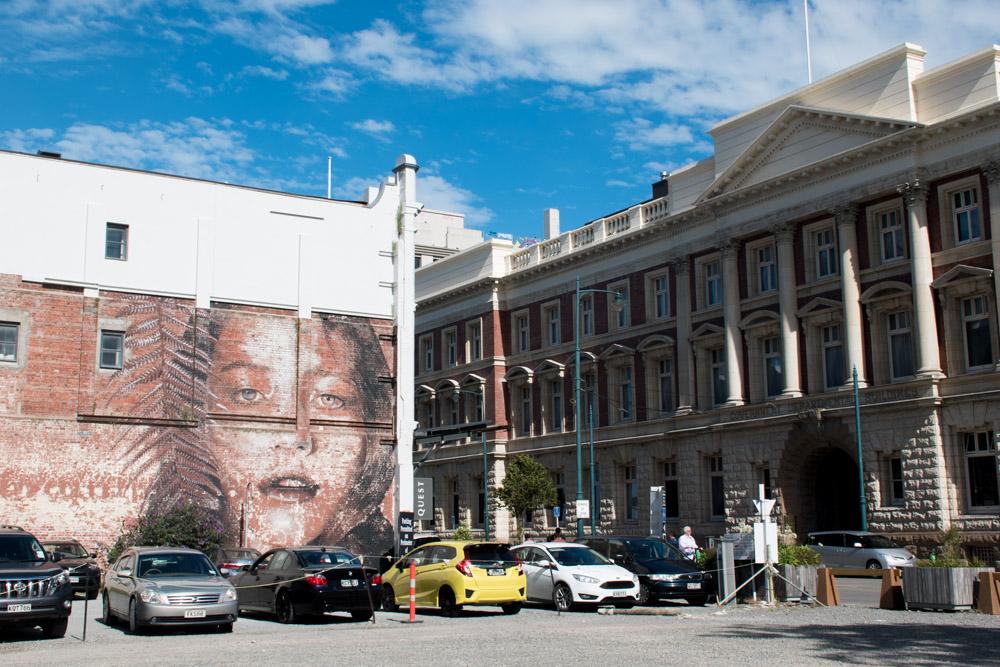 Wat te doen in Christchurch Nieuw Zeeland street art