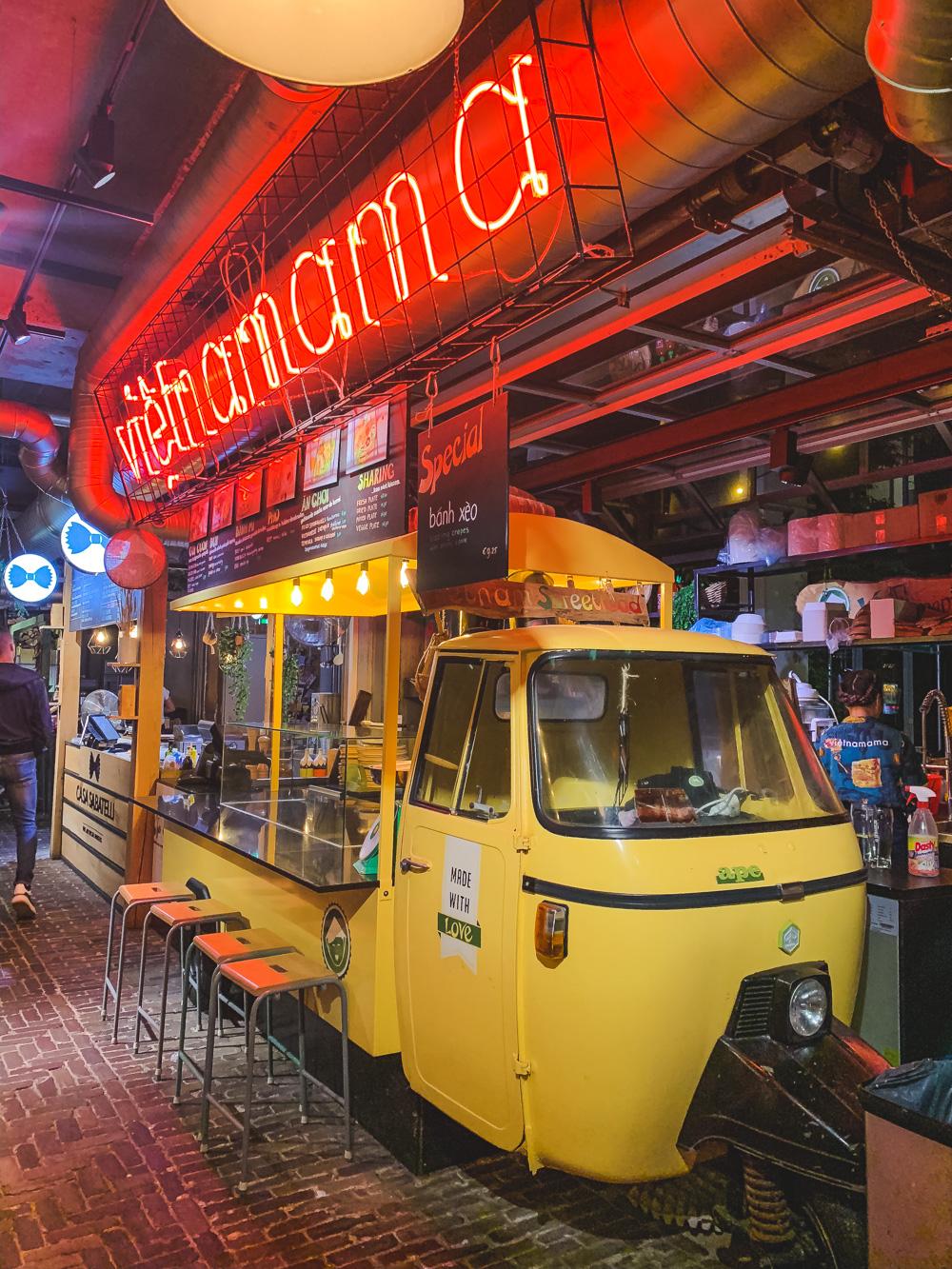 Wat te doen in Eindhoven Lunchen Downtown Gourmet Market-3