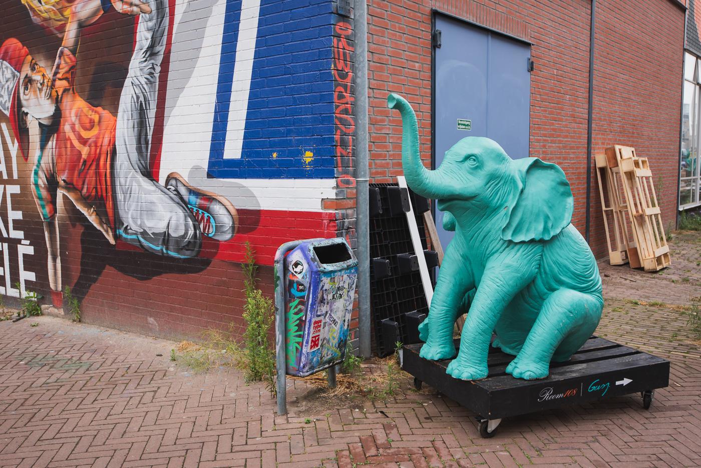 Wat te doen in Eindhoven strijp s-4