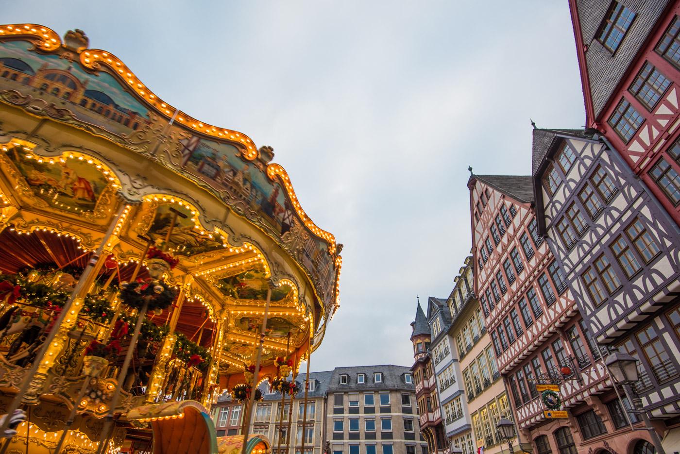 Wat te doen in Frankfurt winter