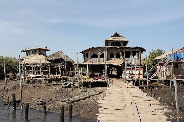 Wat te doen in Gambia Lamin Lodge 2