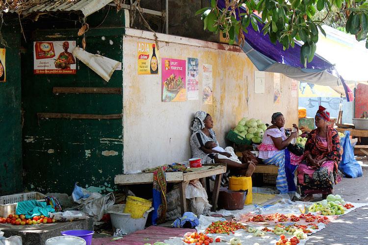 Wat te doen in Gambia Serrekunda Market