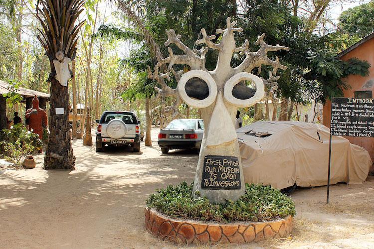Wat te doen in Gambia Tanje Village Museum