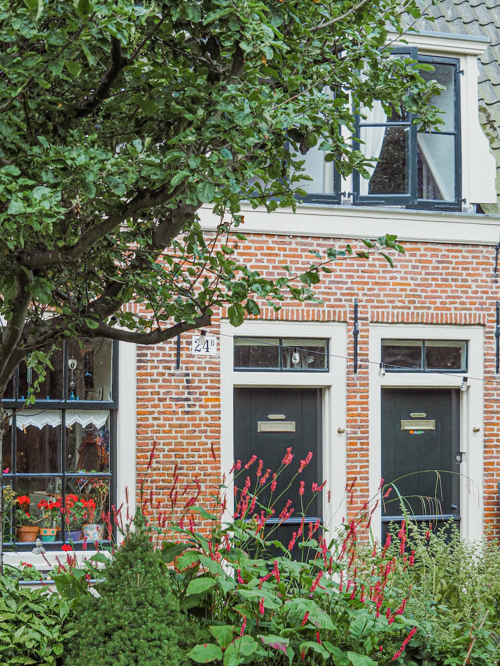 Wat te doe in Haarlem, hofjes