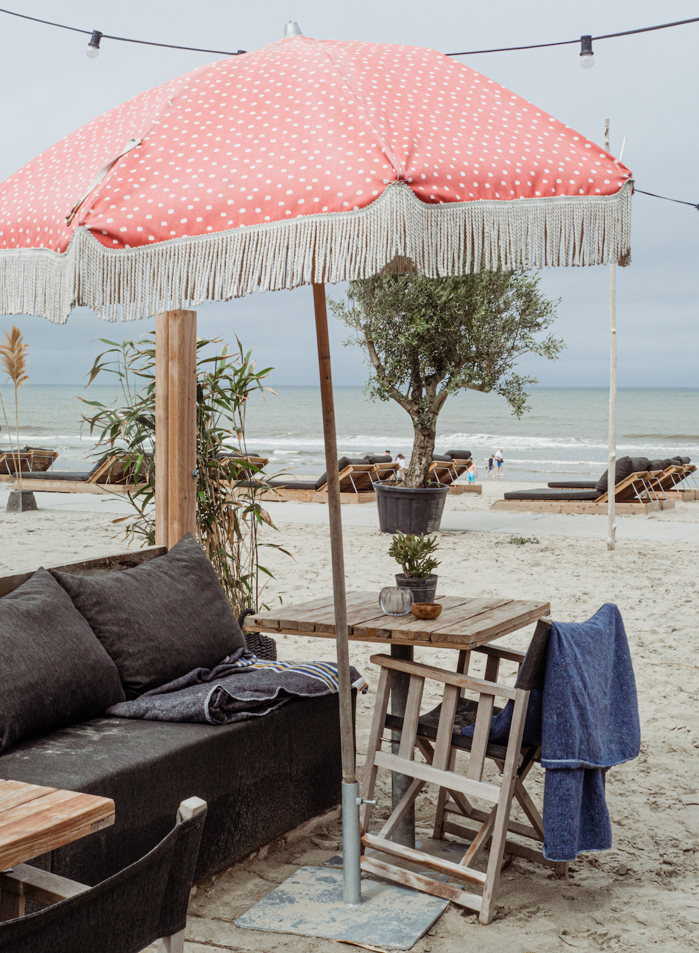 Wat te doen in Haarlem, strandtent
