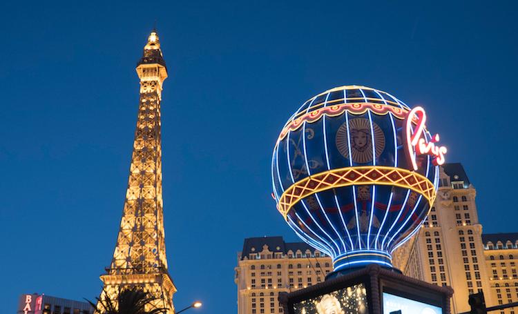 Wat te doen in Las Vegas Paris Eiffeltoren