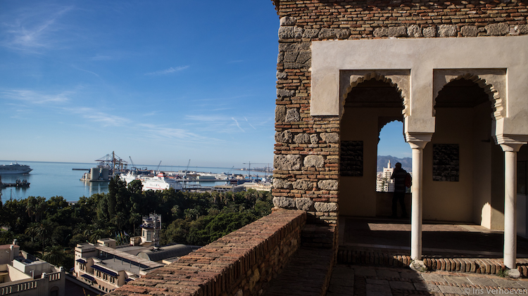 Wat te doen in Malaga Moorse fort Alcazava