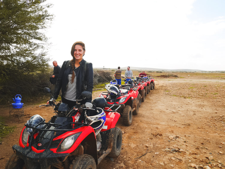 Wat te doen in Marrakech quad rijden tips