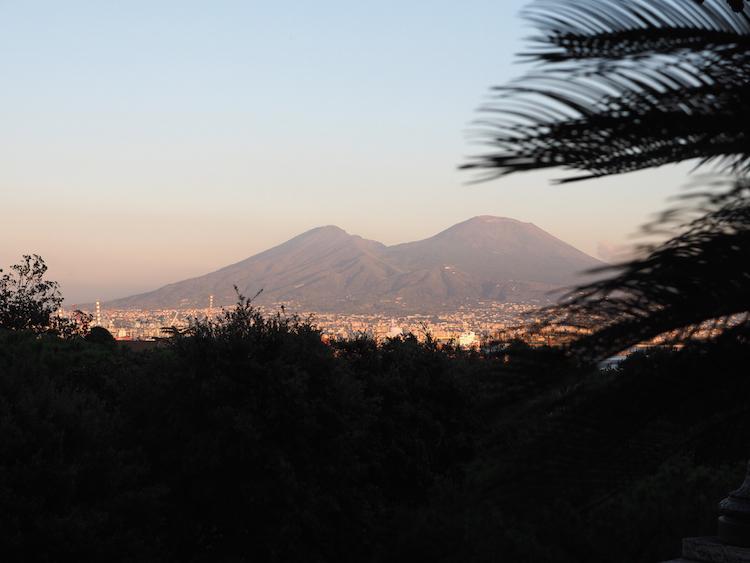 Wat te doen in Napels Vesuvius vulkaan