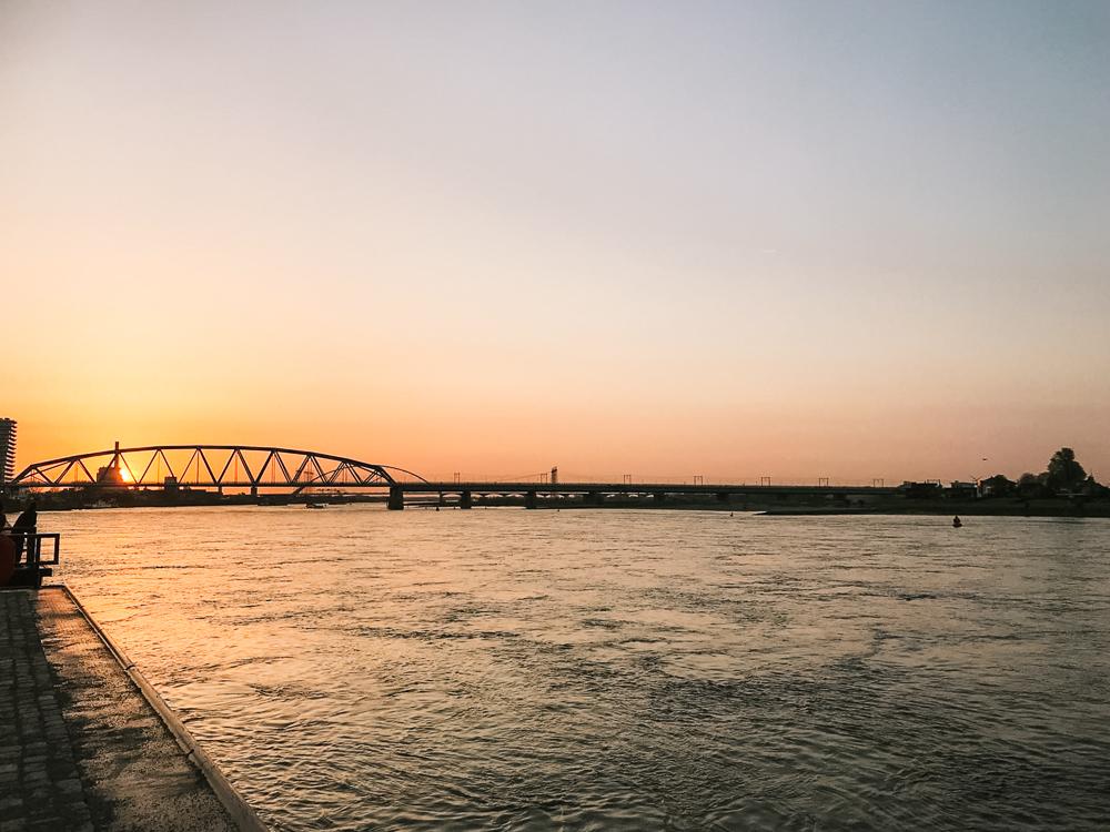 Wat te doen in Nijmegen Waalkade