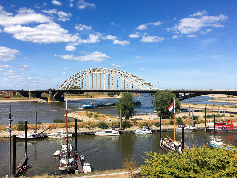 Wat te doen in Nijmegen tips uitzicht