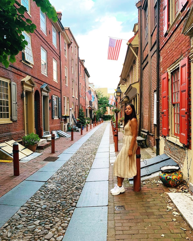 Wat te doen in Philadelphia Elfreth's Alley