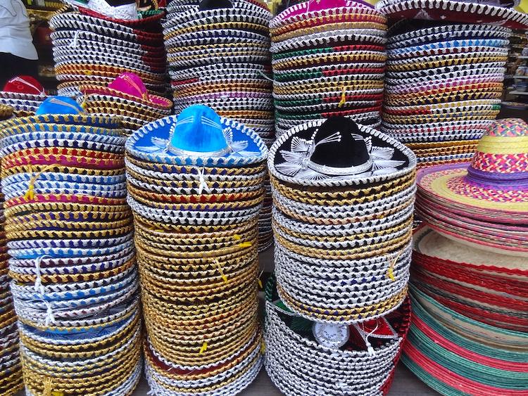 Wat te doen in Playa del Carmen sombrero