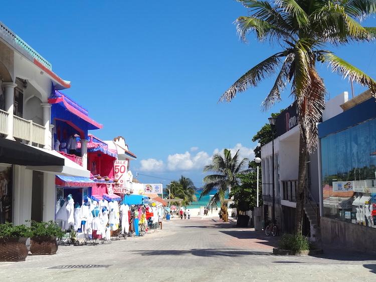 Wat te doen in Playa del Carmen strand