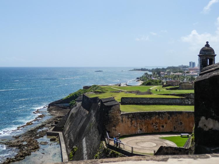Wat te doen in puerto rico san juan burcht