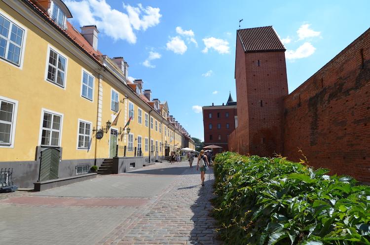 Wat te doen in Riga binnenstad stedentrip