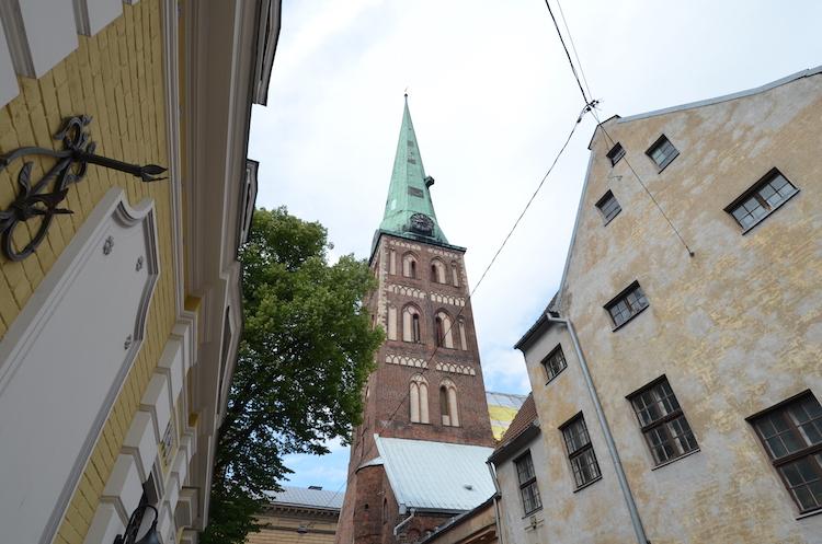 Wat te doen in Riga stedentrip Binnenstad