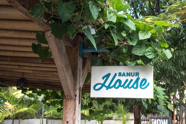 Wat te doen in Sanur Bali overnachten Sanur House