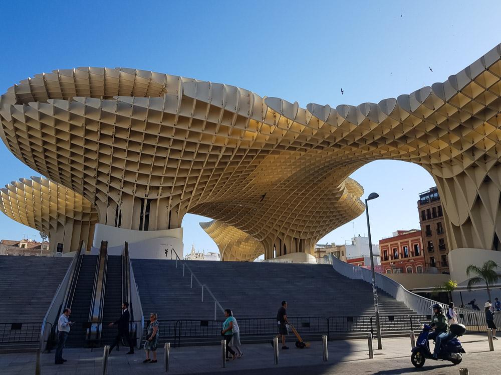 Wat te doen in Sevilla Metropol Paraso-4