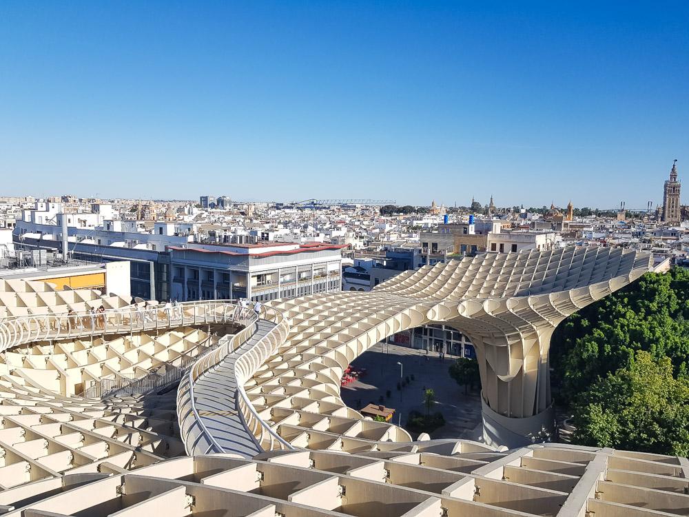 Wat te doen in Sevilla Metropol Paraso