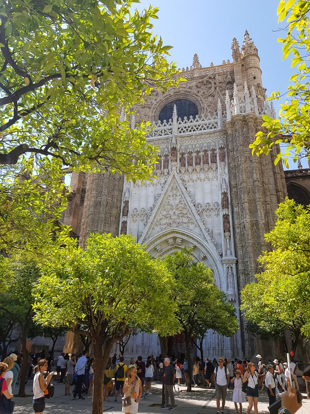 Wat te doen in Sevilla kathedraal