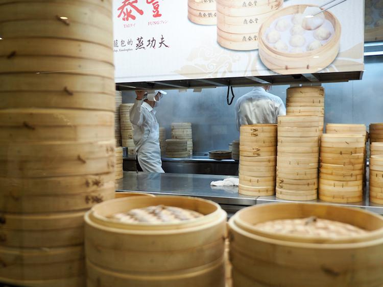 Wat te doen in Taipei Keuken din tai fung
