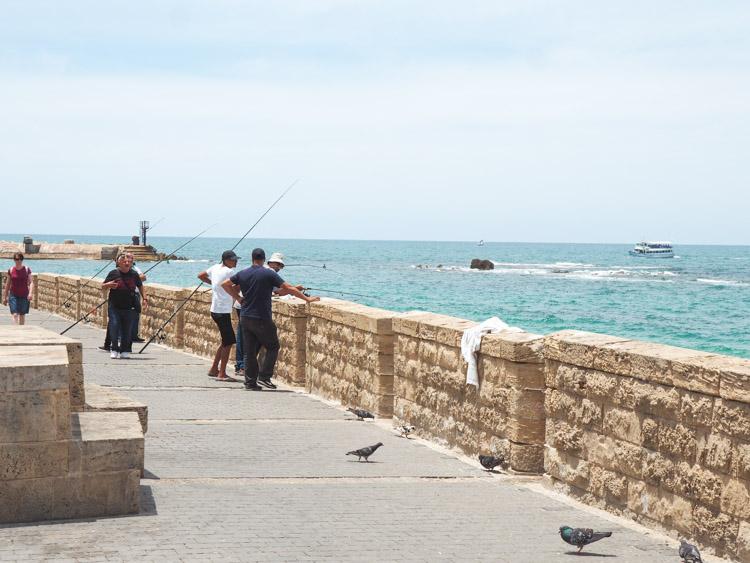 Wat te doen in Tel Aviv Old Jaffa vissers