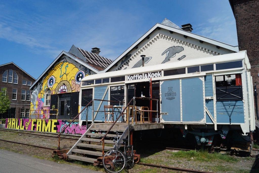 Wat te doen in Tilburg Spoorzone StreetArt