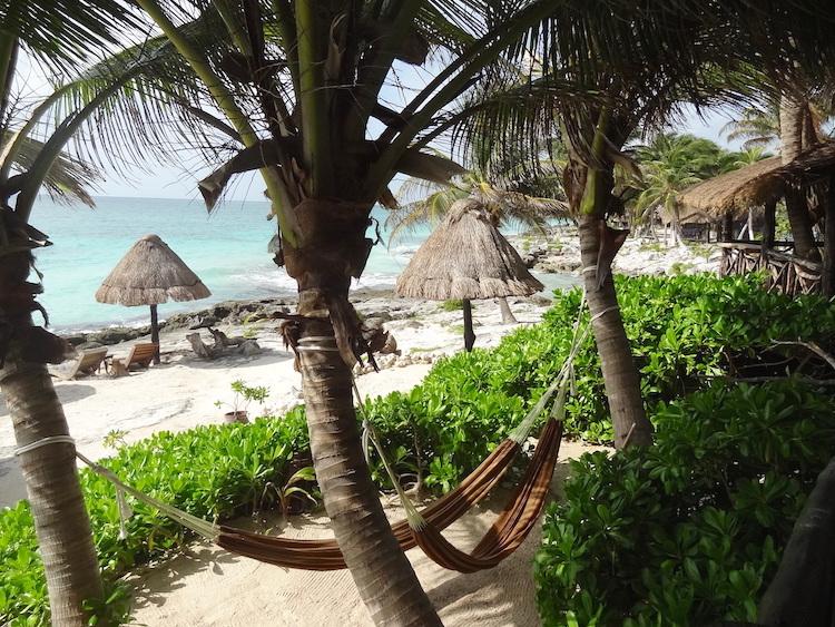 Wat te doen in Tulum strandleven Mexico