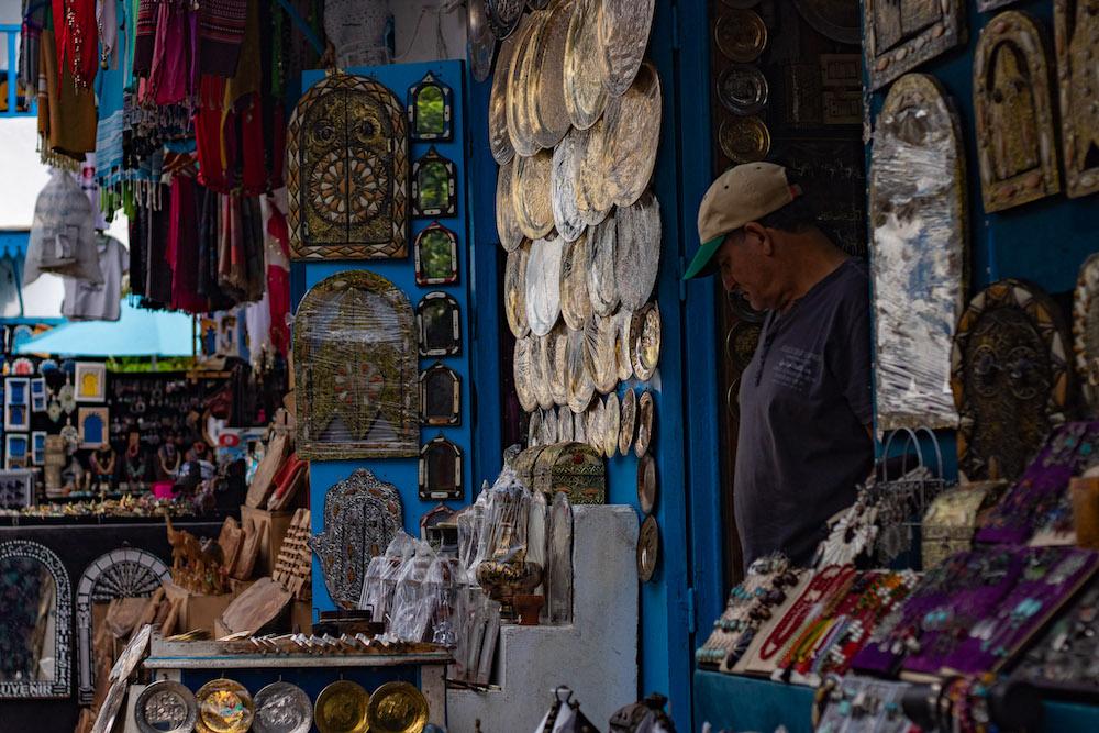 Wat te doen in Tunesie Sidi Bou Saïd